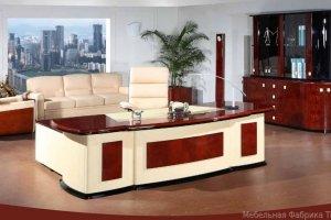 Кабинет руководителя 7 - Мебельная фабрика «Триана»