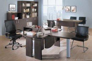 Кабинет руководителя 8 - Мебельная фабрика «Триана»