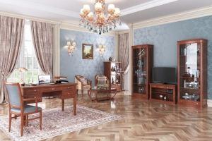 Кабинет руководителя Александрия - Мебельная фабрика «Уфамебель»