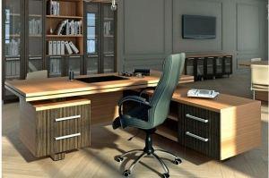 Кабинет руководителя Банкир - Мебельная фабрика «КСМ»