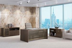 Кабинет руководителя Dakar - Мебельная фабрика «Уфамебель»