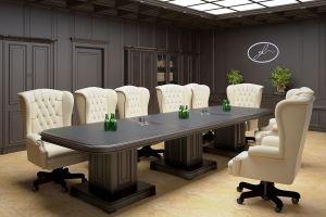 Кабинет руководителя Мономах - Мебельная фабрика «Грин Лайн Мебель»