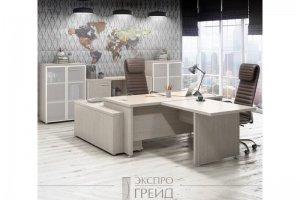Кабинет руководителя Sentida Lux - Мебельная фабрика «ЭКСПРО ГРЕЙД»