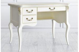 Кабинетный стол пристенный R111SL-K02-G - Мебельная фабрика «Kreind»