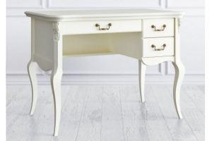 Кабинетный стол пристенный R111SR-K02-A - Мебельная фабрика «Kreind»