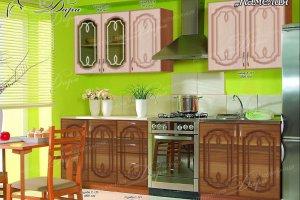 Кухонный гарнитур Камелия - Мебельная фабрика «Дара»