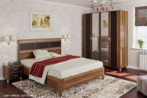 Спальный гарнитур Камелия 4 - Мебельная фабрика «Д'ФаРД»