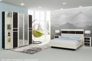 Спальный гарнитур Камелия 8 - Мебельная фабрика «Д'ФаРД»