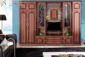 Гостиная Камея-3 - Мебельная фабрика «Дара»