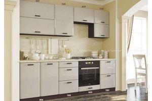 Кухня пластик постформинг Камри - Мебельная фабрика «Мебель Поволжья»