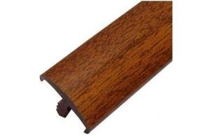 Кант мебельный U 16 TКТ-орех - Оптовый поставщик комплектующих «Озёрская фурнитурная компания»