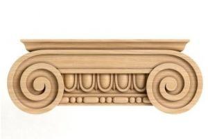 КАПИТЕЛИ Артикул: 8-014 - Оптовый поставщик комплектующих «Мебельная мастерская Строгановых»