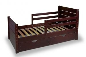 Детская кровать Карапуз - Мебельная фабрика «Мебель Холдинг»