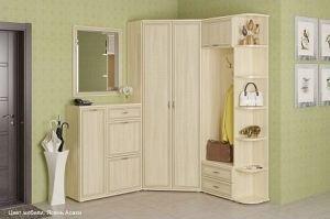 Прихожая МДФ Карина 8 - Мебельная фабрика «Д'ФаРД»