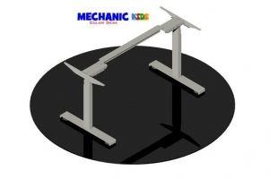 Каркас MECHANIC для письменного стола - Оптовый поставщик комплектующих «ColorDesk»