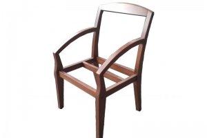 Каркас стула арт. 23001 - Оптовый поставщик комплектующих «Галтель»