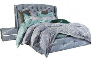Кровать мягкая Кармен - Мебельная фабрика «СОКРУЗ»