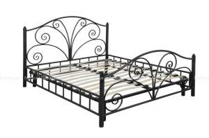 Кровать металлическая Кармен - Мебельная фабрика «Мебель Поволжья»