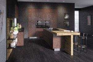 Керамическая кухня CERAMIC - Мебельная фабрика «Giulia Novars»