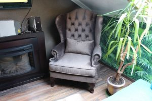 Керсло Manchester - Мебельная фабрика «ChesterStyle»