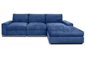 Кингстон модульный диван 3-местный с пуфом-оттоманкой - Мебельная фабрика «AVION»