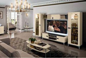 Классическая гостиная Ambra - Импортёр мебели «Camelgroup (Италия)»