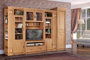 Классическая гостиная Лючия - Мебельная фабрика «Яна»