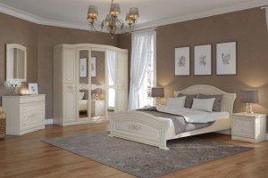 Классическая итальянская спальня ФРАНЧЕСКА - Мебельная фабрика «Империал»