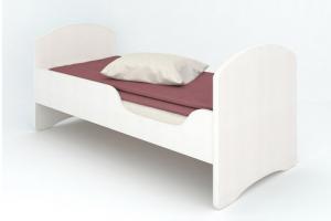Кровать CLASSIC Белая - Мебельная фабрика «Мебель Мечты»