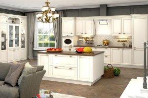 Классическая кухня 009 - Мебельная фабрика «МЕБЕЛИАНА»