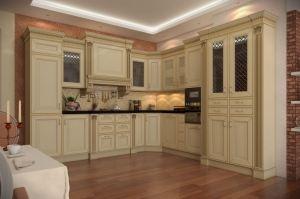Классическая кухня Афина - Мебельная фабрика «GRETA»