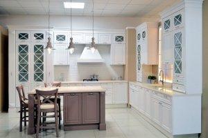 Классическая кухня Барселона - Мебельная фабрика «Ульяновскмебель (Эвита)»