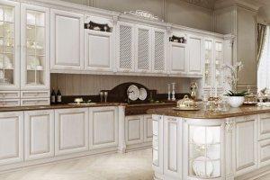Классическая кухня Classico  Melissa - Импортёр мебели «Latini»