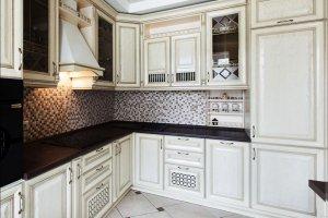 Классическая кухня дуб - Мебельная фабрика «Корпус»