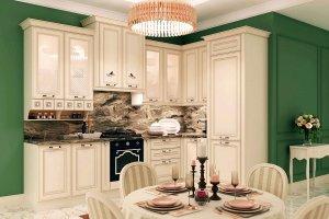 Классическая кухня Эдель - Мебельная фабрика «LORENA кухни (Лорена)»