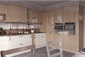 Классическая кухня Флорида угловая - Мебельная фабрика «Атлас-Люкс»