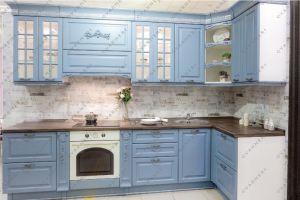 Классическая кухня Лидия угловая - Мебельная фабрика «GVARNERI»