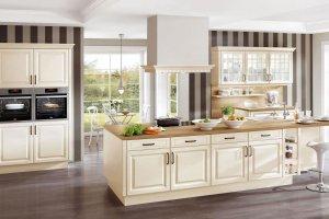 Классическая кухня Nobilia Castello 390 - Мебельная фабрика «LEVANTEMEBEL»