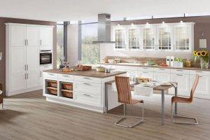 Классическая кухня Nobilia Chalet 885 - Мебельная фабрика «LEVANTEMEBEL»