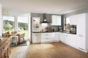 Классическая кухня Nobilia Credo 764 - Мебельная фабрика «LEVANTEMEBEL»