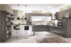 Классическая кухня Nobilia Credo 765 - Мебельная фабрика «LEVANTEMEBEL»