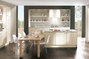 Классическая кухня Nobilia Flair 424 - Мебельная фабрика «LEVANTEMEBEL»