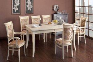 Классическая обеденная группа - Мебельная фабрика «Агата»