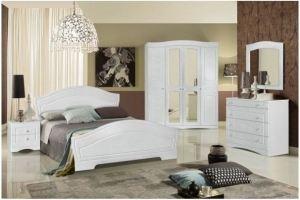 Классическая спальня Коаломбина - Мебельная фабрика «Балтика мебель»