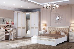 Классическая спальня VERDI - Мебельная фабрика «Мебель-Москва»