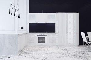 Классическая угловая кухня Майтон - Мебельная фабрика «Линда»