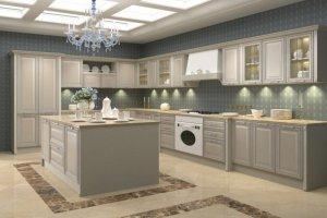 Классическая угловая кухня СИЛЕНЦИО - Мебельная фабрика «Энли»