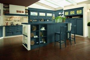 Классическая угловая кухня Terra - Мебельная фабрика «ЕВРОПЛАК»