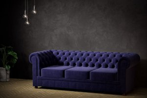 Классический диван Честер - Мебельная фабрика «Woodcraft»