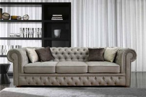 Классический диван Честерфилд  - Мебельная фабрика «Тиолли»